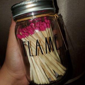 FLAME Rse Dunn Matches